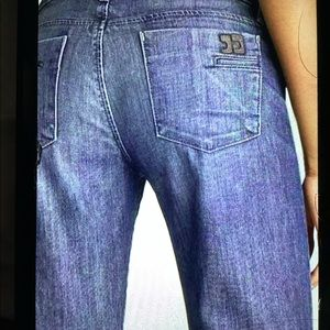 Joes wide leg muse jeans size 27